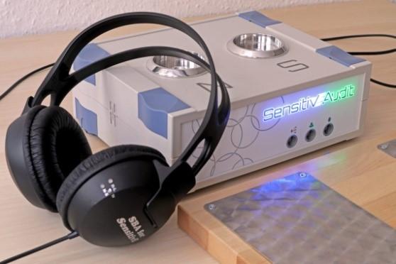 Ember alkotta fülhallgató tabletta - Hallás - Tudástár